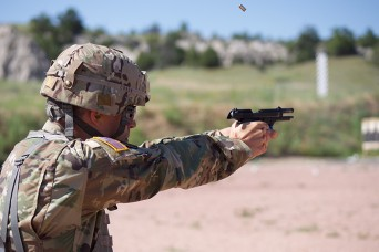 Top marksmen compete for championship, hone warfighter skills