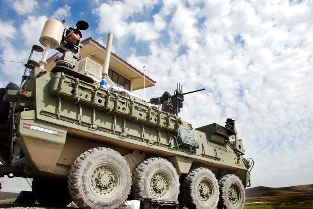Army awards laser weapon system contract