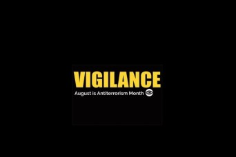 USAG RP promotes vigilance during Antiterrorism Awareness Month