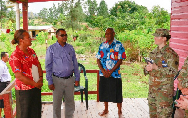 Civil outreach strengthens relationships during Pacific Pathways Exercise Cartwheel