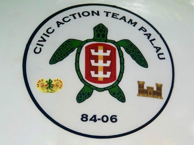 84th Engineer Civic Action Team Deploys to Palau for 50th Anniversary