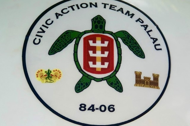 The 84th Engineer Battalion deploys Civic Action Team Palau 84-06 for the 50th anniversary of the tri-service Civic Action Team program from August 2019 to February 2020.  The team works directly with the host nation to provide general engineering support, apprenticeship training, medical outreach, and community programs for the people of Palau.