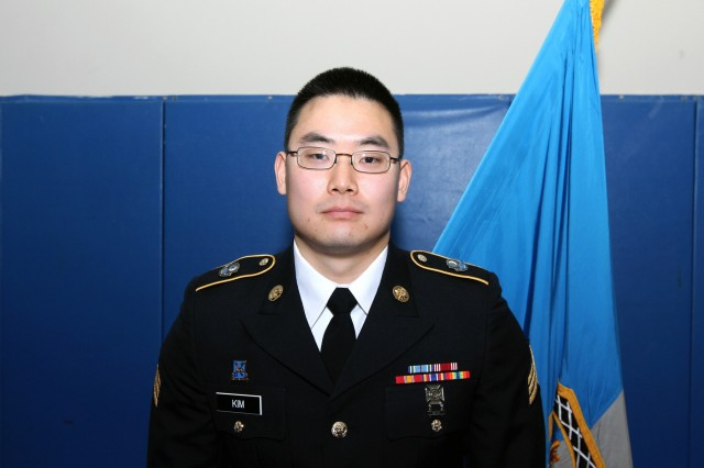 Sgt. Alan Kim is a Cryptologic Cyberspace Intelligence Collector/Analyst (MOS 35Q) assigned to Headquarters and Headquarters Company, 780th Military Intelligence Brigade (Cyber), Fort George G. Meade, Md.