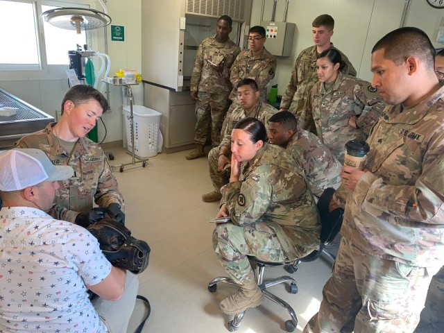 America's Medics Support Operation Enduring Freedom -- Horn of Africa
