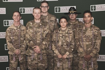 Indiana Guard Soldiers first cyber graduates at Muscatatuck Urban Training Center