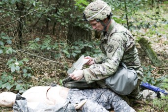LRMC competition tests Soldiers' tactical, technical knack