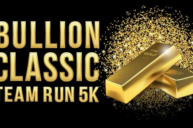 Officials at Directorate of Family and Morale, Welfare and Recreation are encouraging the Fort Knox community to join them at Saber & Quill Aug. 16 for the Bullion Classic 5K Team Run, which will begin at 6 p.m.