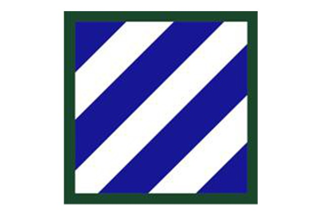 Third Infantry Division shoulder sleeve insignia (Photo Credit: U.S. Army)