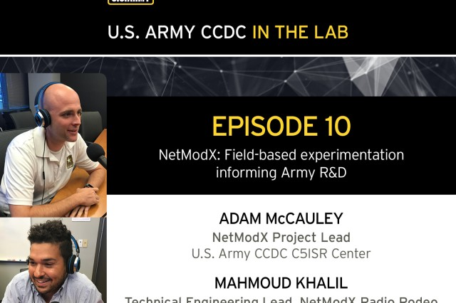 Field-based experimentation feedback from events, like NetModX, are critical in improving capabilities that will end up in Soldiers hands.