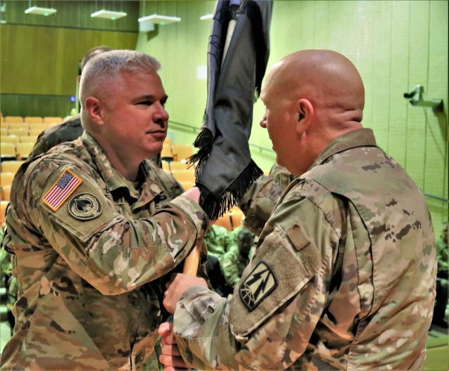 Army Reserve Cyber Command change sets path for continued success