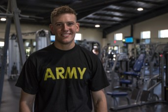 Burpee beast: ROTC cadet sets world record during fundraiser
