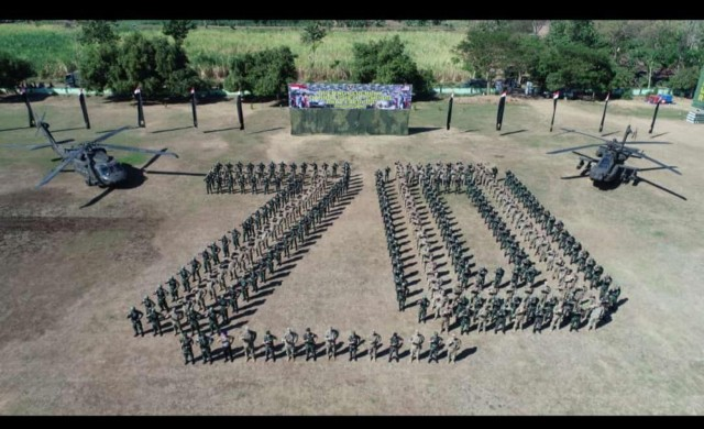 Garuda Shield 19: Opening Ceremony
