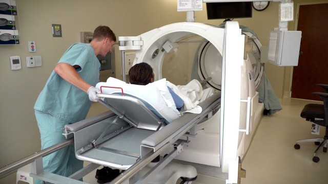 Undersea & Hyperbaric Medicine Clinic