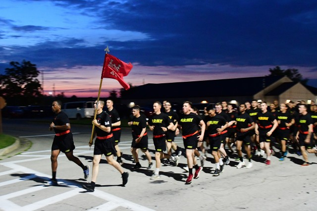 The Fort Knox Army Substance Abuse Program is hosting a Life Promotion Run/Jog/Walk 5K next to Natcher Physical Fitness Center Sept. 6, 2019, starting at 6:10 a.m., as part of the annual kick-off for National Suicide Awareness Month.