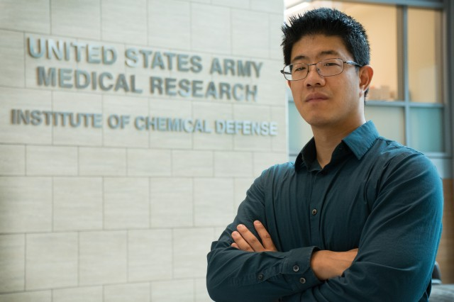 Why I Serve - Dr. Benjamin Wong, U.S. Army Medical Research Institute of Chemical Defense
