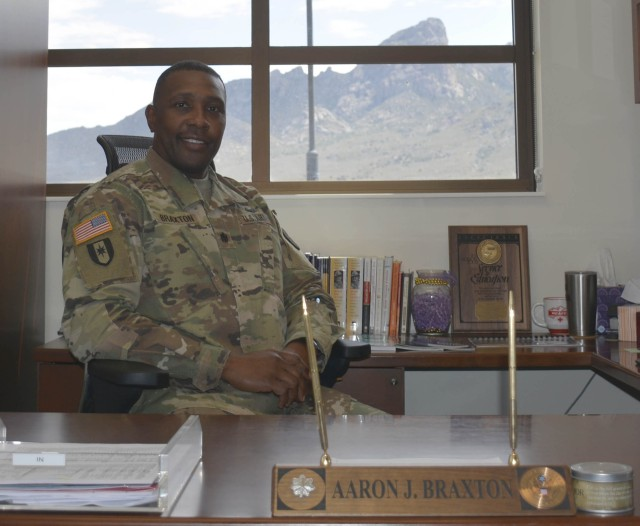 WSMR welcomes McAfee Commander