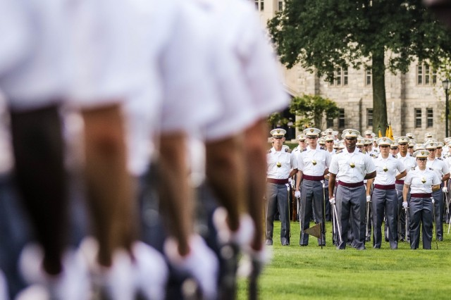 USMA Class of 2023 now members of the Corps of Cadets