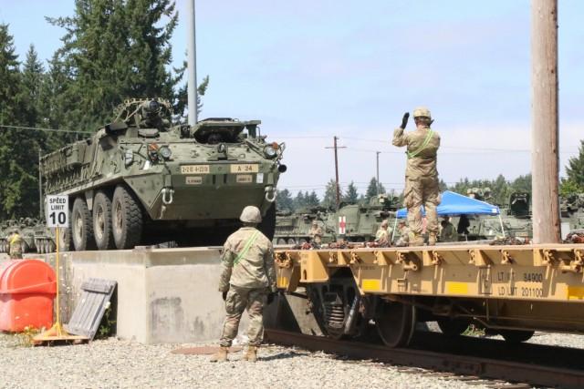 Lancers Deploy to National Training Center