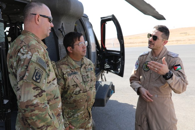 Friendship at center of U.S.-Jordan Exercise Eager Lion 19