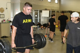 Soldier achieves highest score ever recorded for ACFT