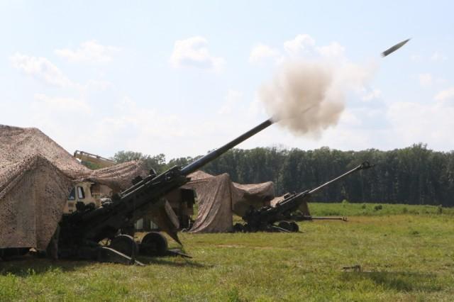 Multiple Guard units sharpen combat skills at Fort Pickett