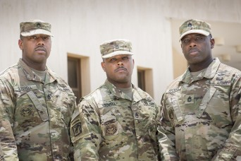 Brothers keep Family tradition of Army service