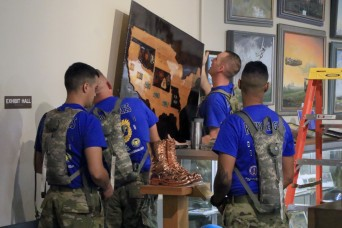 Warrant Officers leave their mark on Kansas National Guard history