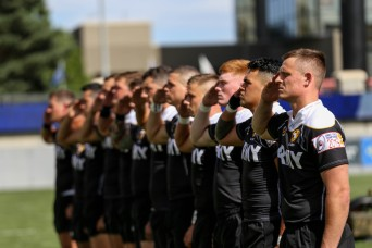 U.S. Army men's rugby wins seventh straight Armed Forces Championship
