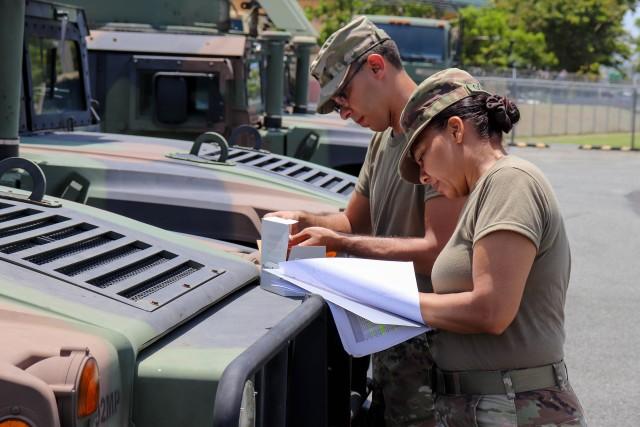 Puerto Rico governor activates Guard as Dorian approaches
