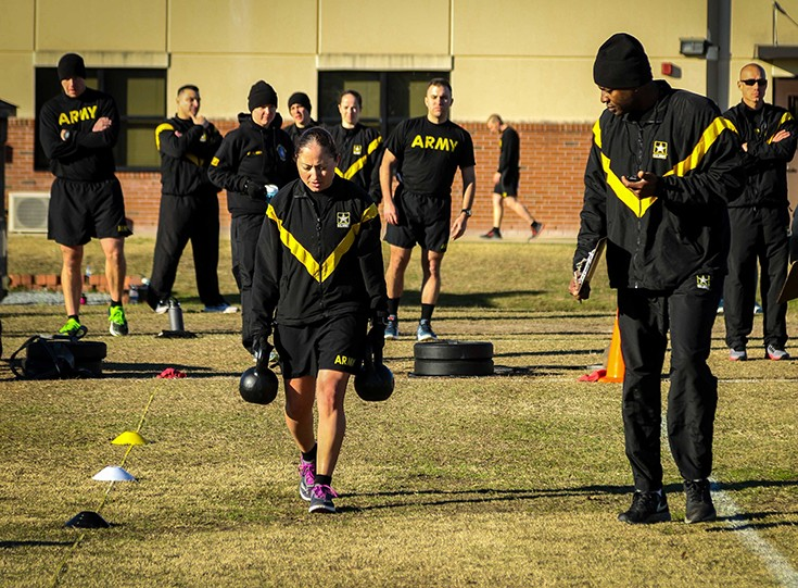 Training the trainers: Preparing to launch the new ACFT