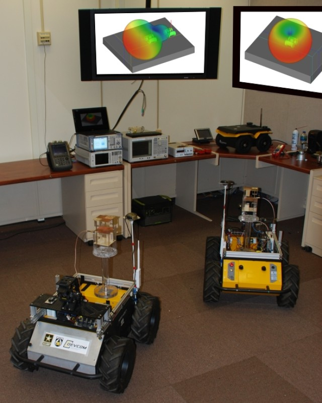 Army scientists discover a new way for robots to exchange directed messages