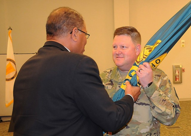 Coryell becomes commandant at Army Logistics University