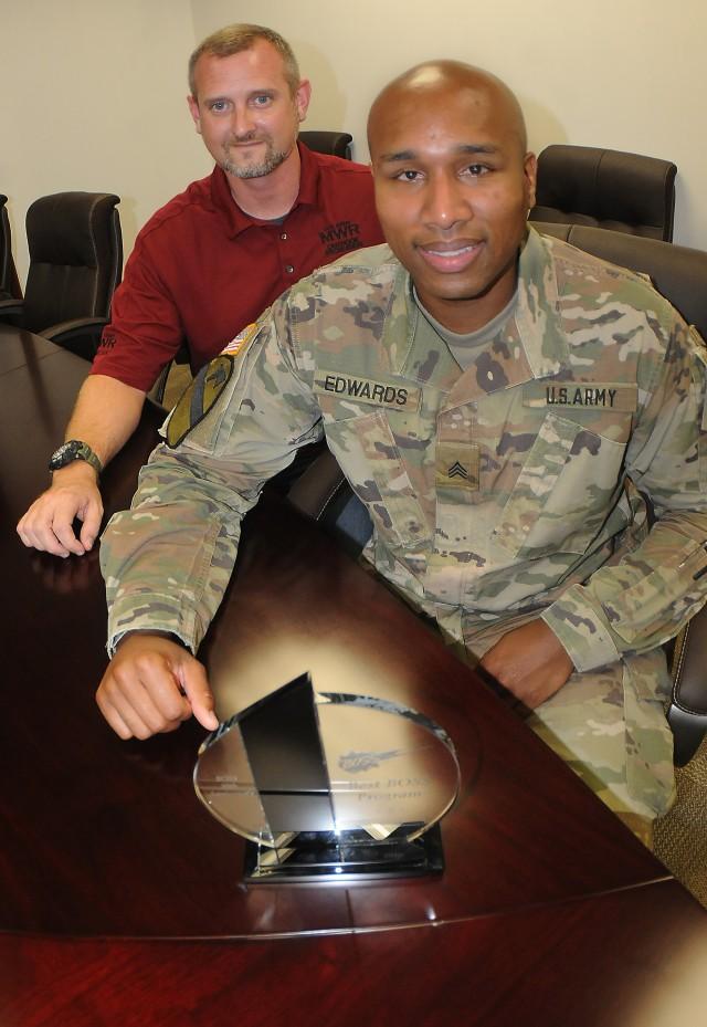 Fort Lee Boss program named best in Army