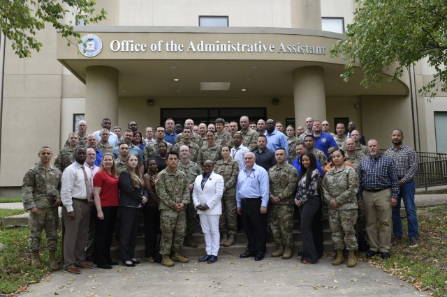 The Joint Force Headquarters - National Capital Region hosts military and civilian personnel for the Anti-terrorism Officer Basic Course Aug. 5 - 9 at Fort Belvoir, Virginia.