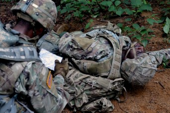 Saber Squadron conducts First Responder training