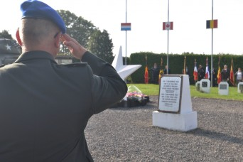 Chimay and Rumes to commemorate 75 years of freedom