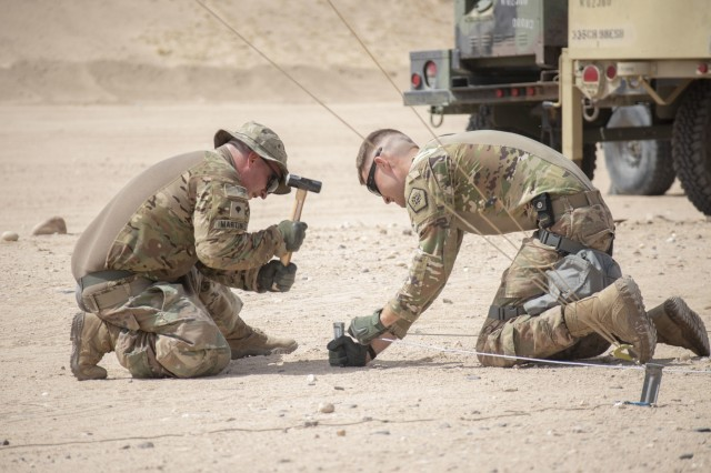 98th ESB conducts emergency deployment readiness exercises