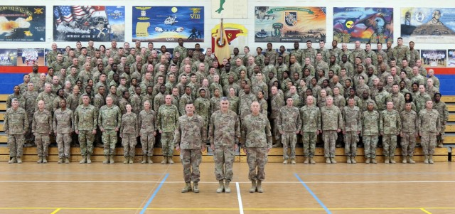 184th SC Group Photo with MG Walker