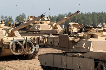Battle Group Poland passes another milestone in training
