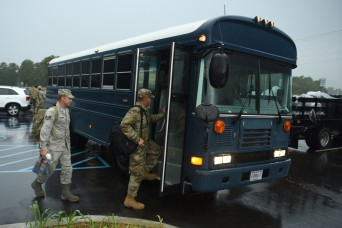 S.C. Guard supports families, members during Hurricane response