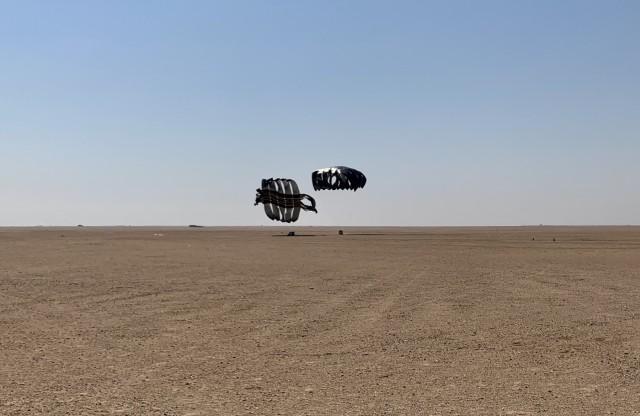 Aerial Delivary Validation