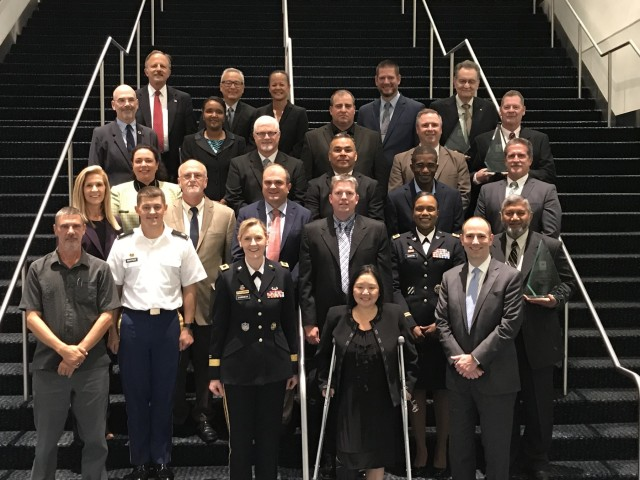 Secretary of the Army Awards for Energy and Water Management Presented