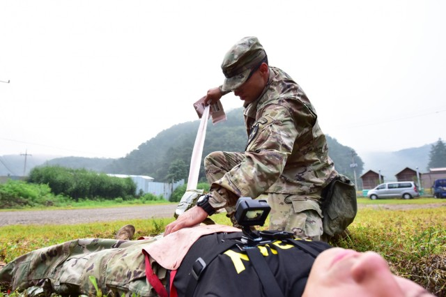 USARPAC Best Warriors train for Army competition