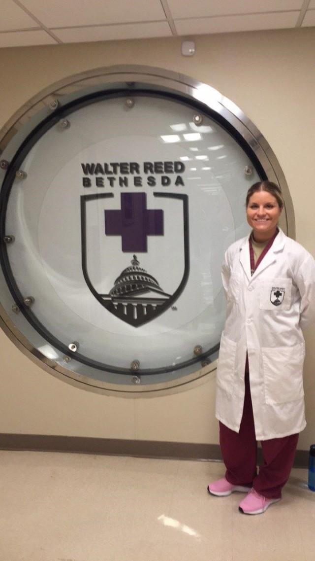 Internship Provides Cadets Mentorship from Army Nurses