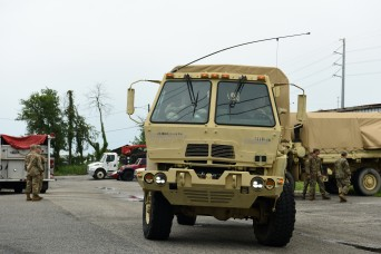 S.C. National Guard stands ready to respond after the storm