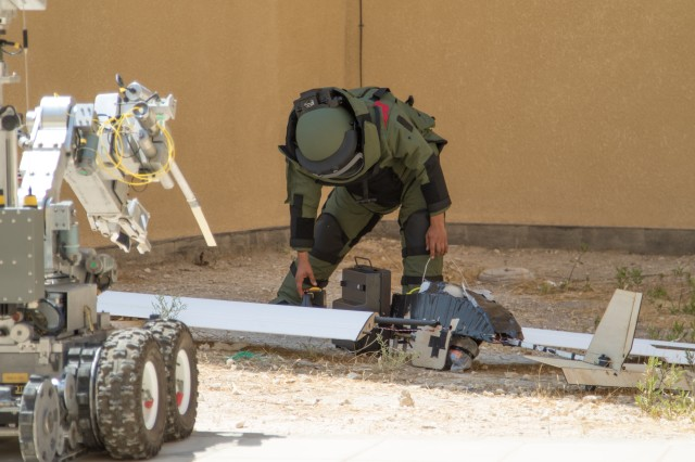 US, Jordan integrate for counter-UAS training at EL19