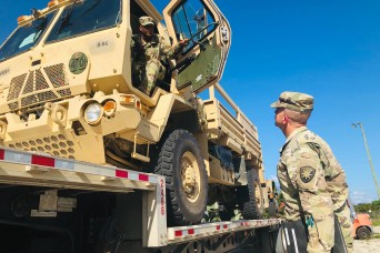 Army personnel help evacuate, prepare for recovery ops in wake of Hurricane Dorian