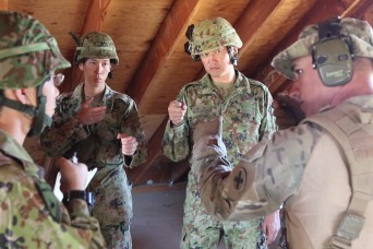 US, Japan sniper teams strengthen partnership through friendly competition