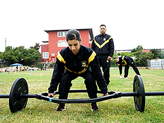 223rd Intelligence Battalion practices new ACFT