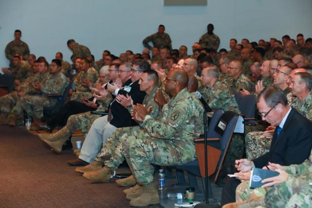 I Corps Update Lt. Gen. Gary Volesky